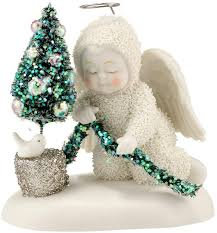 Snowbabies Little Garden Angel