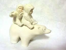Snowbabies Polar Express