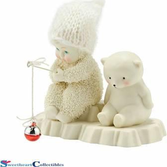 Snowbabies Bait and Wait
