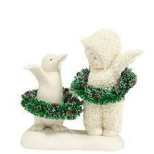 Snowbabies Holiday Hoopla