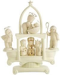 Snowbabies A Very Special Story Nativity