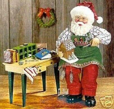 Christmas Clockmaker (Clothtique)
