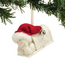 Snowbabies Holiday Mail