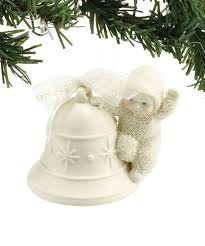Snowbabies Ringing in the Holiday