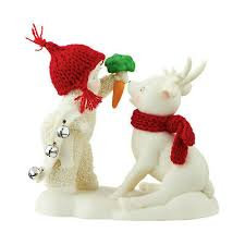 Snowbabies Sit!
