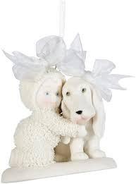 Snowbabies Doggone Cute