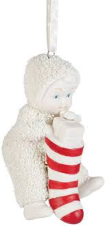 Snowbabies Christmas Morning Surprise