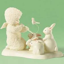 Snowbabies Music to My Ears