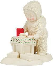 Snowbabies Specially for Santa