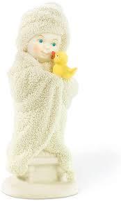 Snowbabies Squeaky Clean Ornament