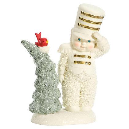Snowbabies On Duty