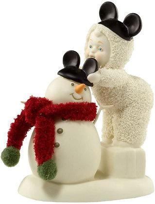Snowbabies Be Like Mickey Too