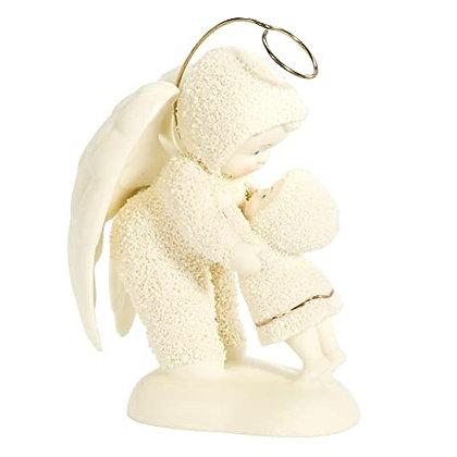 Snowbabies Guardian Angel