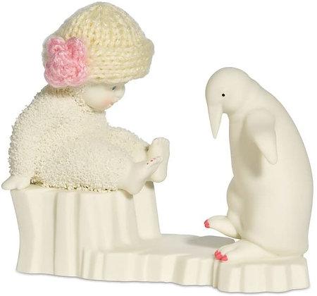 Snowbabies Pedi Please