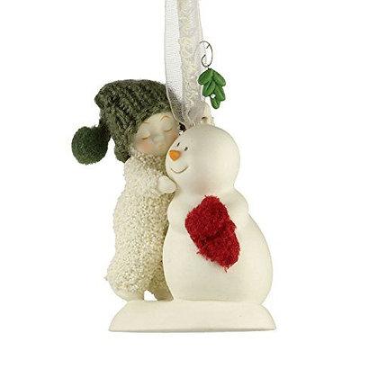Snowbabies Mistletoe Magic