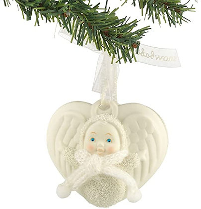 Snowbabies Angel in my Pocket