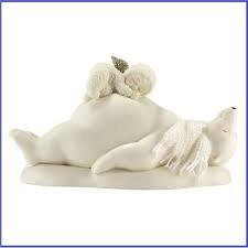 Snowbabies A Winter Nap