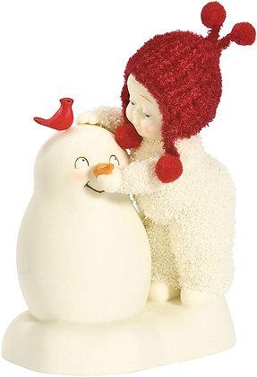 Snowbabies Trust Me Wear This