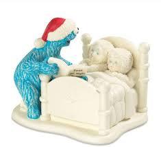 Snowbabies A Bedtime Cookie Monster