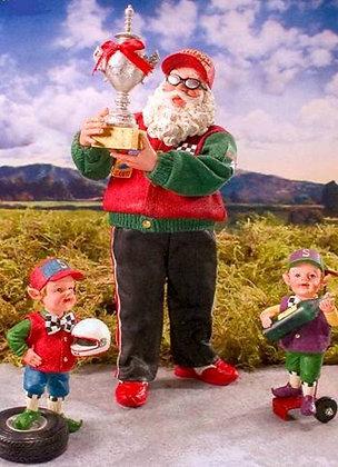 North Pole Winner (Clothtique)