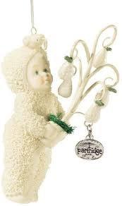 Snowbabies 12 Days of Christmas Partridge