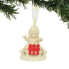 Snowbabies Tiny Chorus Ornament