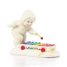 Snowbabies Pull-A-Tune