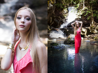 A Waterfall Editorial