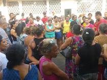 MLB ocupa prédio abandonado em Fortaleza