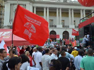 Contra a direita, por mais direitos! Todos às ruas em 15 de abril!