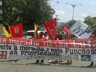Nota final da Jornada Nacional de Luta pelo Direito à Moradia e à Cidade