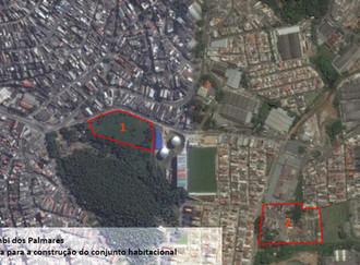 Ocupação Zumbi dos Palmares, em Diadema: MLB e a proposta de construção de um bairro sustentável