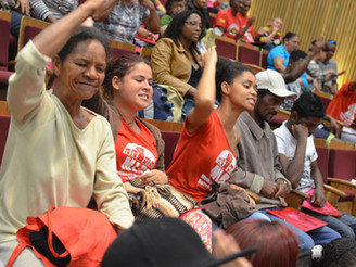 Congresso do MLB aprova jornada de luta por moradia