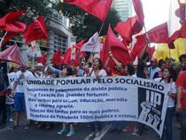 NÃO AO IMPEACHMENT! Fora Cunha, Levy e o ajuste fiscal!
