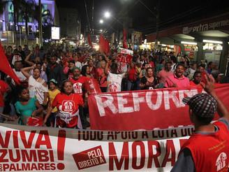 Não ao golpe! Somente o povo nas ruas pode impedir o retrocesso!