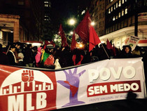 """Povo Sem Medo: """"A tarefa das forças populares é derrotar este governo e, com ele, o golpe"""""""