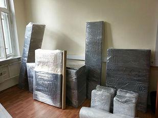 Заказать упаковку мебели Красноярск