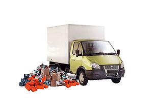 Вывоз мусора 3 тонны