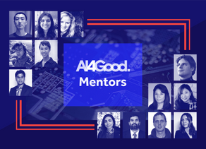 Industry Mentorship Empowers Participants in Developing AI for Social Good