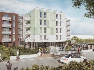 Résidence intergénérationnelle & construction de 24 logements