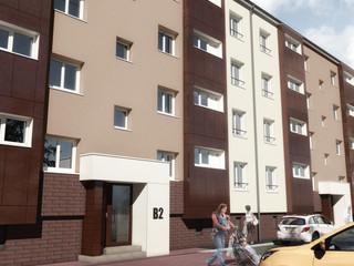 Requalification des façades et travaux d'amélioration sur 74 logements collectifs