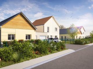 Construction de 4 logements individuels