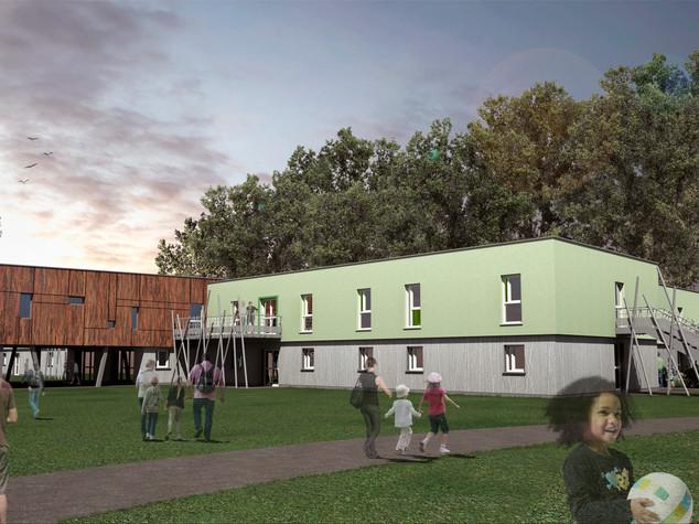 Construction / réhabilitation d'un institut médico-éducatif