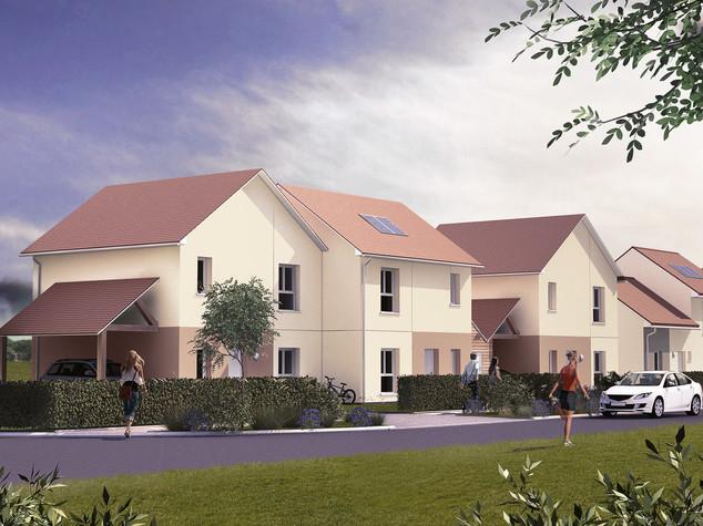 Construction de 20 logements évolutifs