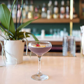"""""""The Violet"""" our twist on the classic co"""