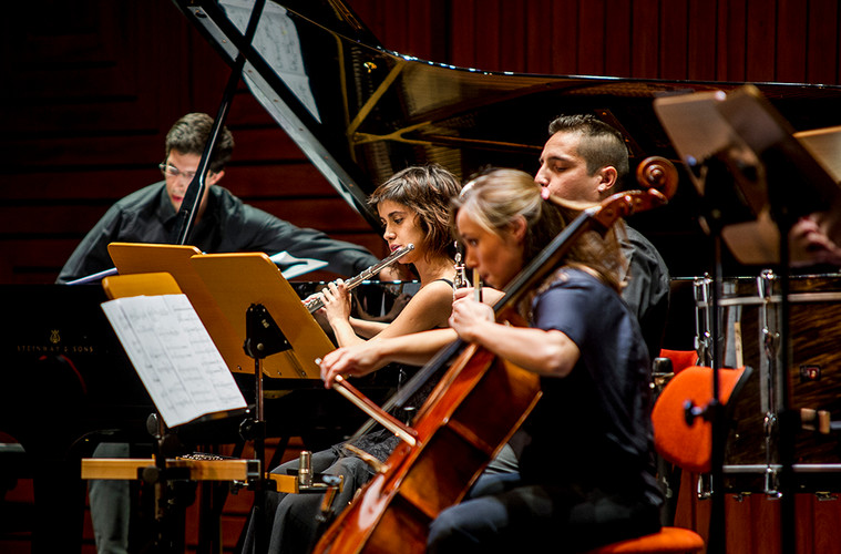 Ensemble mpmp @ Grande Auditório - Fundação Calouste Gulbenkian