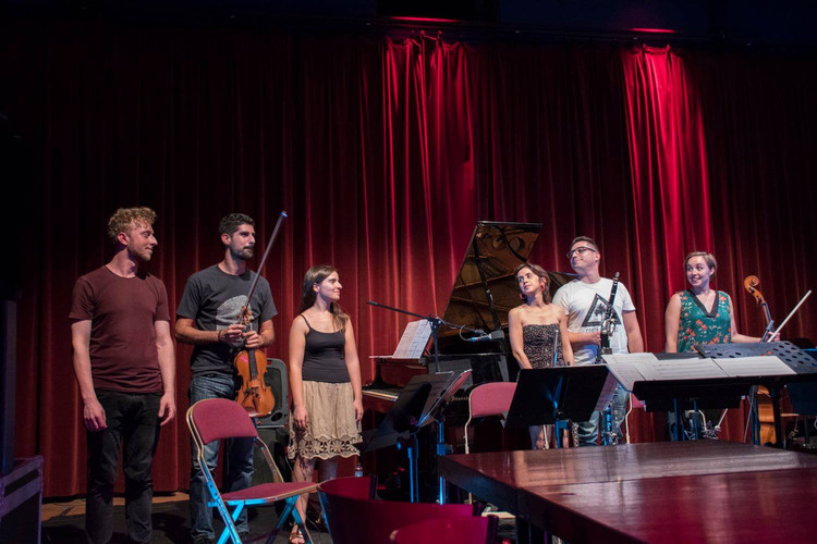 Ensemble mpmp @ Café Concerto, ESMAE