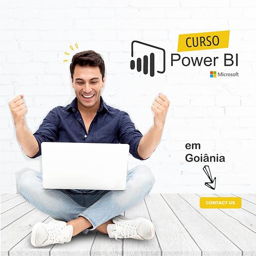 Curso de Power BI - Inteligência Estrutural - Goiânia