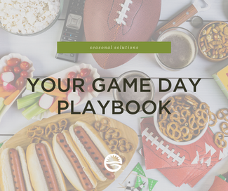Seasonal Solutions: Your Game Day Playbook