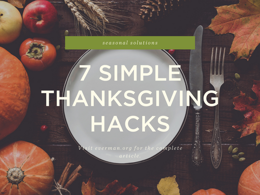 7 Simple Thanksgiving Hacks